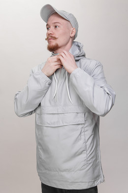 Анорак SKILLS Tone Anorak Men Grey фото