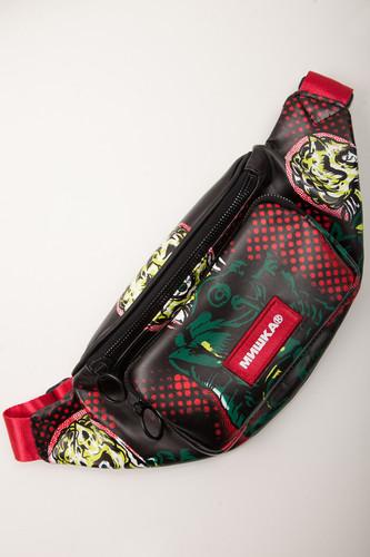 Сумка MISHKA Printed Waist Bag MAW183106F00 (Multicolor)