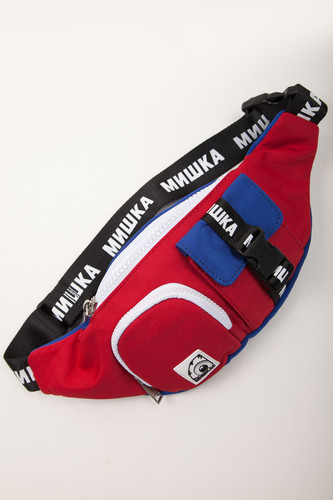 Сумка MISHKA Printed Waist Bag MAW183107F00 (Multicolor)