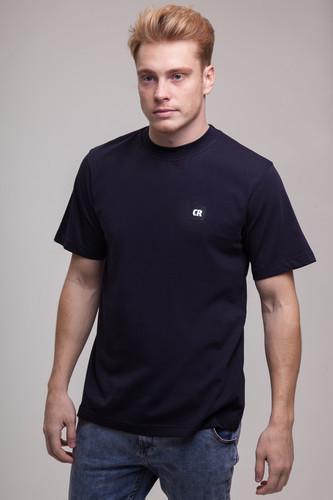 Футболка CODERED Regular CR (Чернильный Синий, S) рубашка codered harbor чернильный синий молочный красный xl