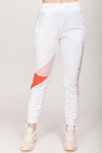 Брюки CODERED Jogger 92 Lady (Белый/Бледно-Розовый/Лососевый, M) bonne fee плед накидка для младенцев на молнии 3 80 х 90 см цвет розовый