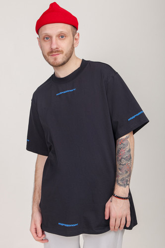 Футболка CODERED T-Shirt 6 Sport (Чернильный Синий, M) футболка codered t glyphglitch logo красный xs