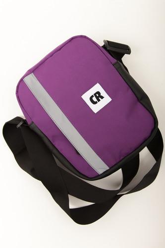 Сумка CODERED Code A5 для документов (Фиолетовый Таслан) рюкзак codered wildstyle city пепельный таслан