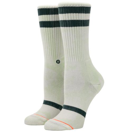 Носки STANCE UNCOMMON SOLIDS W CLASSIC UNCOMMON (Green, S) носки низкие женские stance modern green