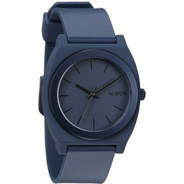 Часы NIXON TIME TELLER P ANO Steel Blue фото