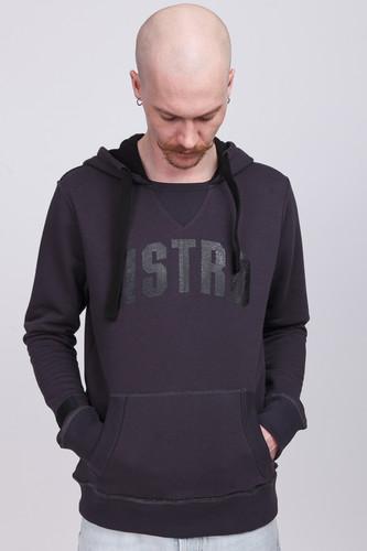 цена на Толстовка ASTRONAUTICS1961 Astro с капюшоном (Темно-Серый/Черный, XL)