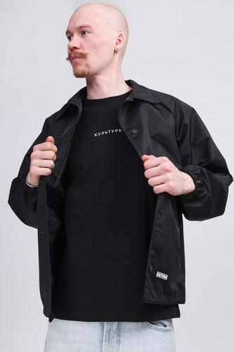Куртка KUL'TURA Coach (Черный, M)