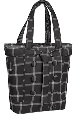 Сумка OGIO HAMPTONS TOTE WINDOWPANE фото