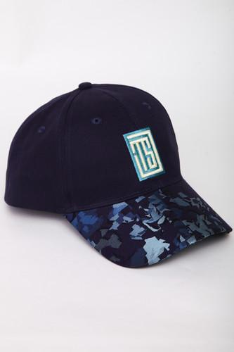 Бейсболка TRUESPIN Duty (Navy, O/S)