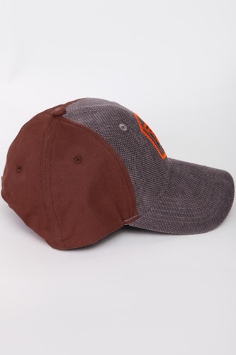 Бейсболка TRUESPIN Focused Gorilla Brown/Dark Grey фото 7