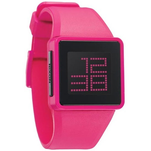 Часы NIXON Newton Digital Pink фото 4