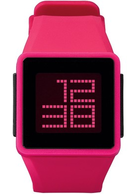 Часы NIXON Newton Digital Pink фото 2