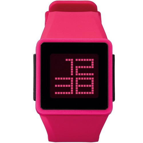 Часы NIXON Newton Digital Pink фото 5