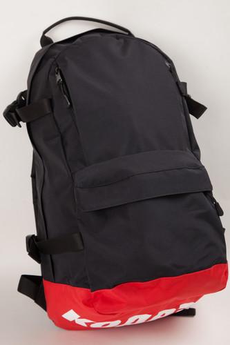 Рюкзак CODERED Action (Черный Таслан/Красный Таслан принт КОДРЭД) сумка codered code a5 для документов фиолетовый таслан