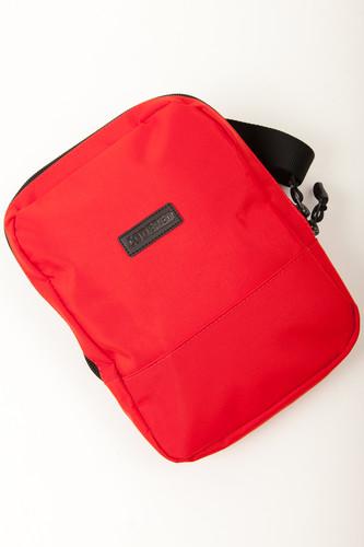 Сумка CODERED Code для документов (Красный Таслан) сумка codered code a5 для документов фиолетовый таслан