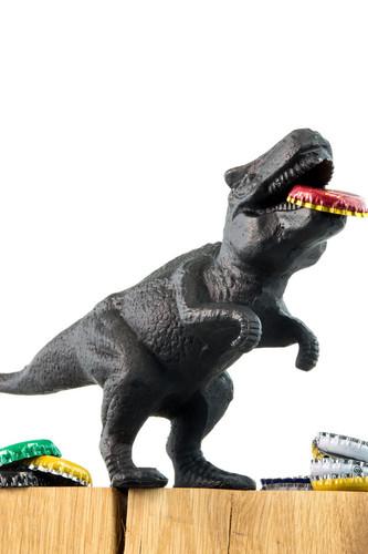 Открыватель для бутылок dinosaur (Черный) открыватель для бутылок dinosaur черный