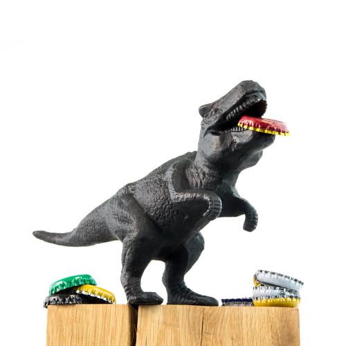 Открыватель для бутылок dinosaur (Черный)