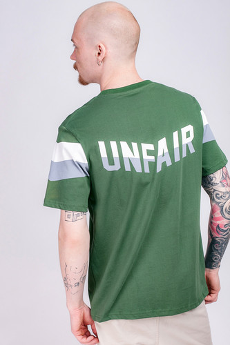 Футболка UNFAIR ATHLETICS Unfair Flag T-Shirt Boston Green фото 5