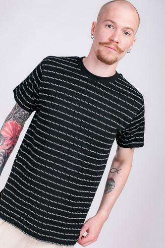 Футболка MISTER TEE Pow Pow Tee (Black, 2XL) футболка mister tee 99 problems t shirt black 2xl
