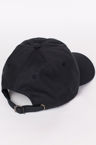 Бейсболка FLEXFIT Low Profile Organic Cotton Cap Black фото 8