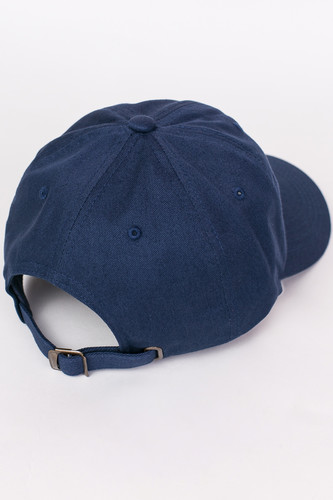 Бейсболка FLEXFIT Low Profile Organic Cotton Cap Navy фото 8