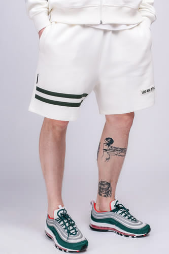 Шорты UNFAIR ATHLETICS DMWU Pique Tennis Short (Off White, L)