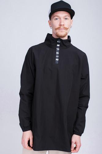 Анорак UNFAIR ATHLETICS UNFAIR Storm Overshirt (Black, XL)