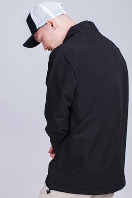 Анорак UNFAIR ATHLETICS UNFAIR Storm Overshirt Black фото 2