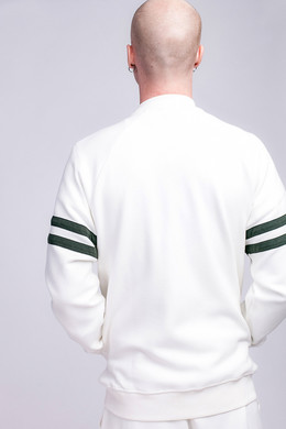 Олимпийка UNFAIR ATHLETICS DMWU Pique Tennis Tracktop Off White фото 2