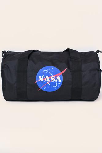 Сумка MISTER TEE NASA Sportsbag (Black)