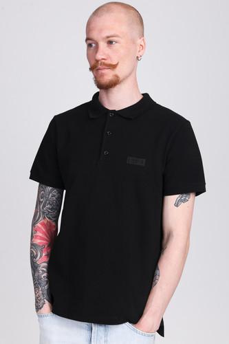 Поло ЗАРЯ Сварт (Черный Лого, XL) цены онлайн