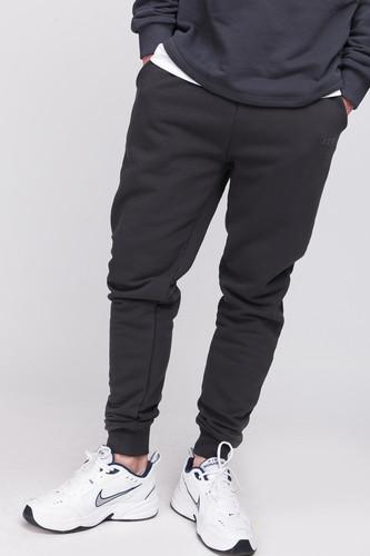 Джоггеры ЗАРЯ Фетт JG10 (Серый Лого, S) джинсы джоггеры