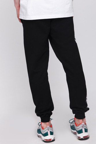 Брюки TRUESPIN Slogan Pants Deep Black фото 9