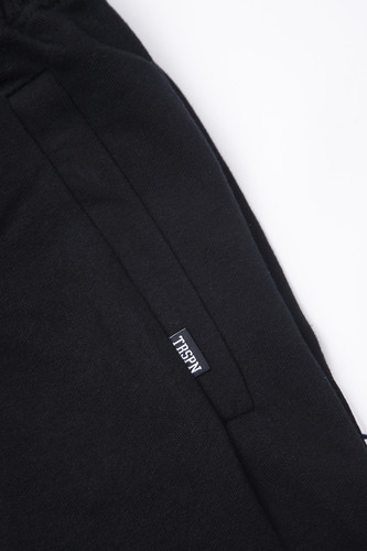 Брюки TRUESPIN Slogan Pants Deep Black фото 14