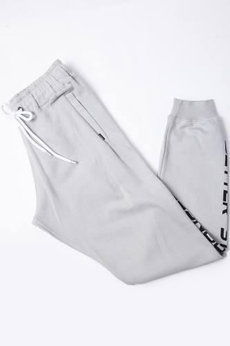 Брюки TRUESPIN Slogan Pants Grey Violet фото 12