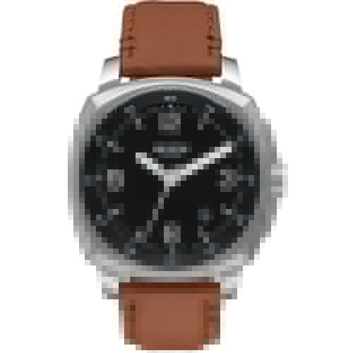 Часы NIXON CHARGER LEATHER (BLACK/SADDLE) недорго, оригинальная цена