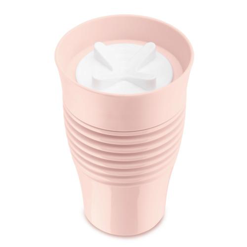 Термокружка safe to go, розовая (Розовый)