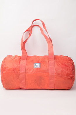 Сумка HERSCHEL Packable Duffle Apricot Brandy фото