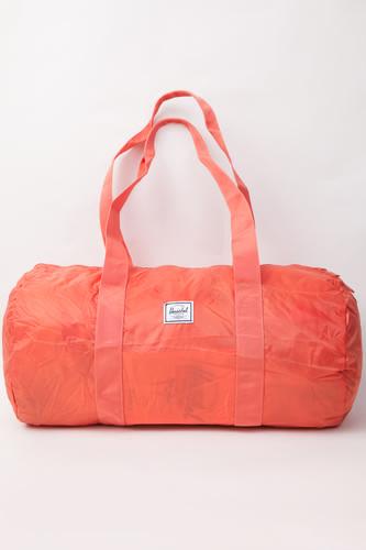 Сумка HERSCHEL Packable Duffle (Apricot Brandy)