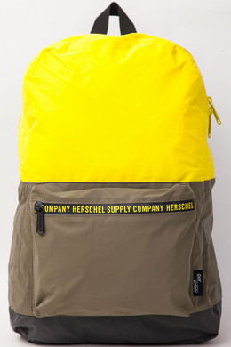 Рюкзак HERSCHEL Packable Daypack 10474 Sulfur Spring/Olive Night/Black Reflective фото 2