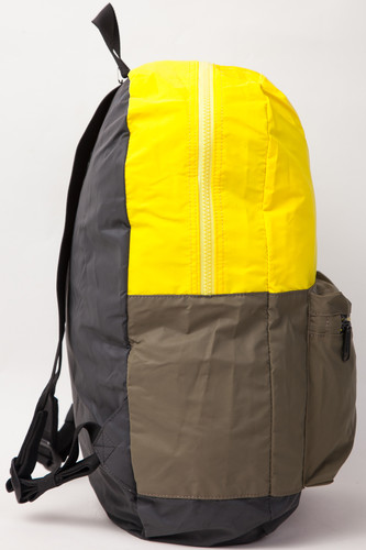 Рюкзак HERSCHEL Packable Daypack 10474 Sulfur Spring/Olive Night/Black Reflective фото 11