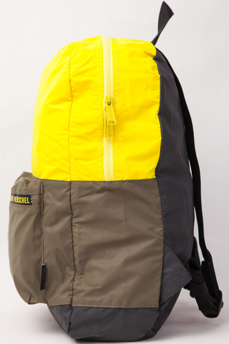 Рюкзак HERSCHEL Packable Daypack 10474 Sulfur Spring/Olive Night/Black Reflective фото 12