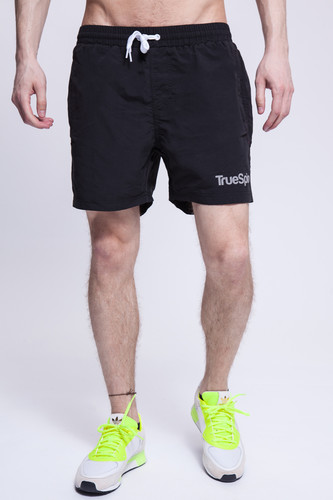 Шорты TRUESPIN Basics Swim Shorts Black фото 5