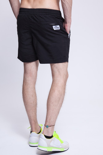 Шорты TRUESPIN Basics Swim Shorts Black фото 6
