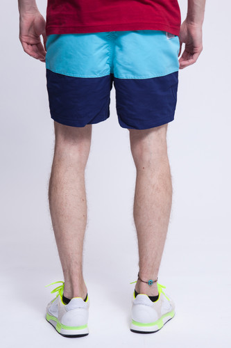 Шорты TRUESPIN Basics Swim Shorts Light Blue/Navy фото 10
