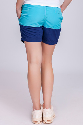 Шорты TRUESPIN Basics Swim Shorts Light Blue/Navy фото 11