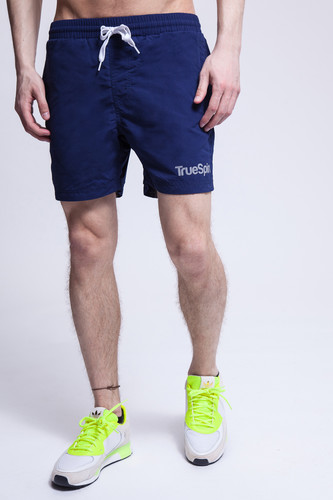 Шорты TRUESPIN Basics Swim Shorts Navy фото 4