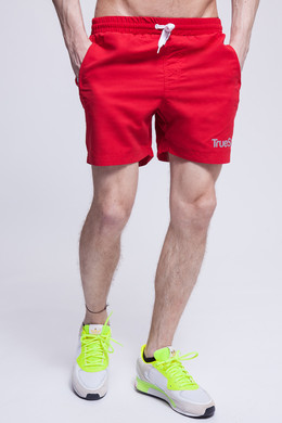 Шорты TRUESPIN Basics Swim Shorts Red фото
