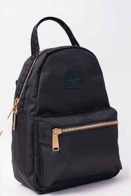 Рюкзак HERSCHEL Nova Mini Light Black фото