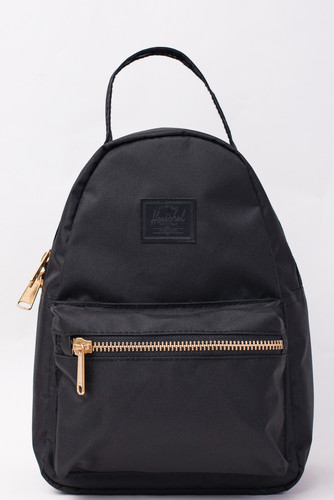Рюкзак HERSCHEL Nova Mini Light Black фото 8